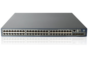 HPE 5500-48G-PoE+ EI Switch with 2 Interface Slots