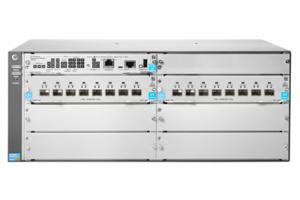 Aruba 5406R 16-port SFP+ (No PSU) v3 zl2 Switch