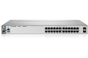 Aruba 3800 24G 2SFP+ Switch