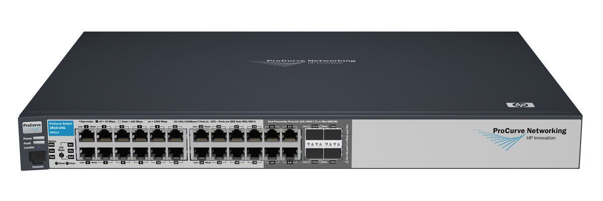HPE 2810-24G Switch - Switch | Product Details | shi com