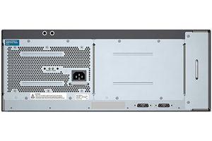 HP 5406-44G-PoE+-2XG v2 zl Switch with Premium Software
