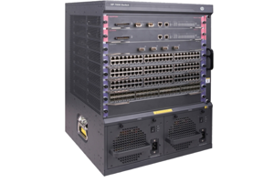 HPE FlexNetwork 7506 Switch Chassis
