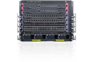 HPE FlexNetwork 10504 Switch Chassis