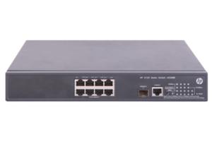 HPE FlexNetwork 5120 8G PoE+ (180W) SI Switch