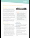 Aruba 2930F TAA Switch Series - Data sheet (English)