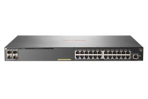 Aruba 2930F 24G PoE+ 4SFP Switch