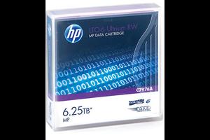 HPE LTO-6 Ultrium 6.25TB MP RW Data Cartridge