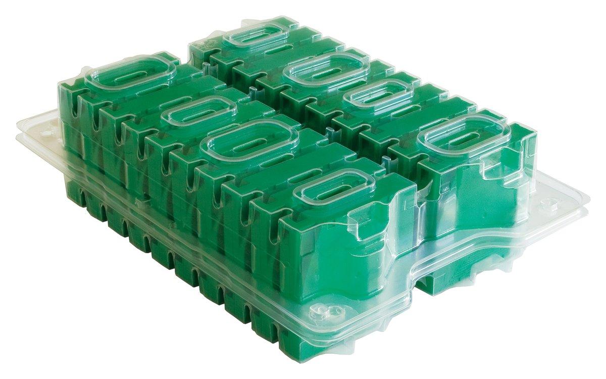 HPE Ultrium Non-Custom Labeled Data Cartridge - LTO Ultrium 4 x 20 - 800 GB  - storage media