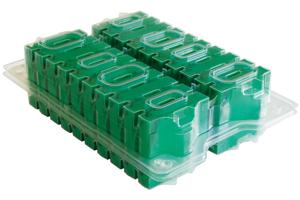 HPE LTO-4 Ultrium 1.6TB Non-custom Label Data Cartridge 20 Pack