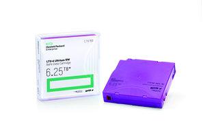 HPE LTO-6 Ultrium 6.25TB MP WORM Data Cartridge