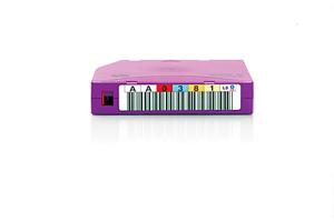 HPE LTO-6 Ultrium 6.25TB MP RFID RW Custom Labeled Data Cartridge 20 Pack