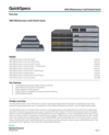 HPE OfficeConnect 1420 Switch Series (English)