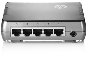 HPE OfficeConnect 1405 5 Switch