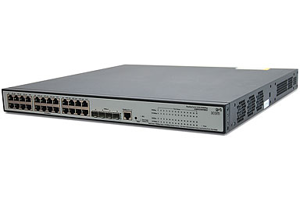 HP 1910-24G-PoE (365W) Switch