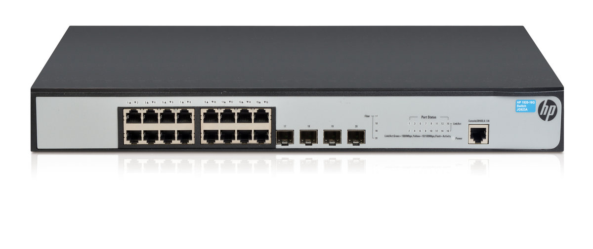 HPE 1920-16G - Switch | Product Details | shi com