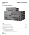 HPE OfficeConnect 1920S Switch Series