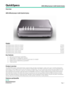 HPE OfficeConnect 1405 Switch Series