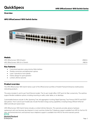 HPE OfficeConnect 1810 Switch Series