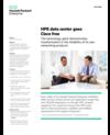 HPE data center goes Cisco free - Case Study
