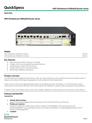 HPE FlexNetwork HSR6600 Router Series