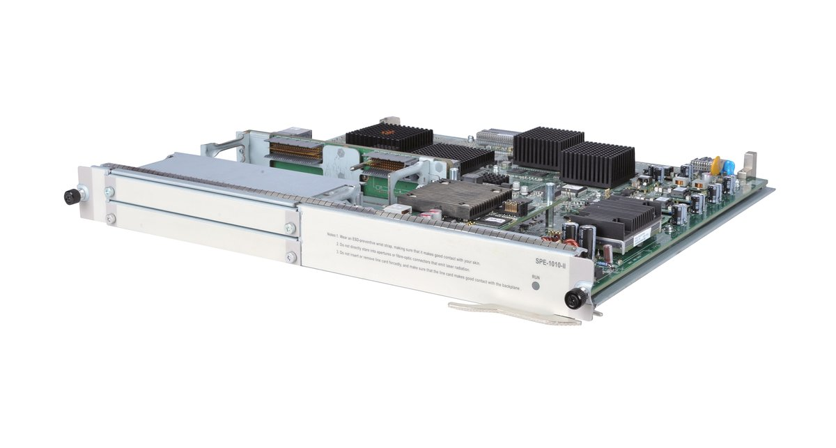 HPE G2 128-channel Voice Processing Module - expansion module