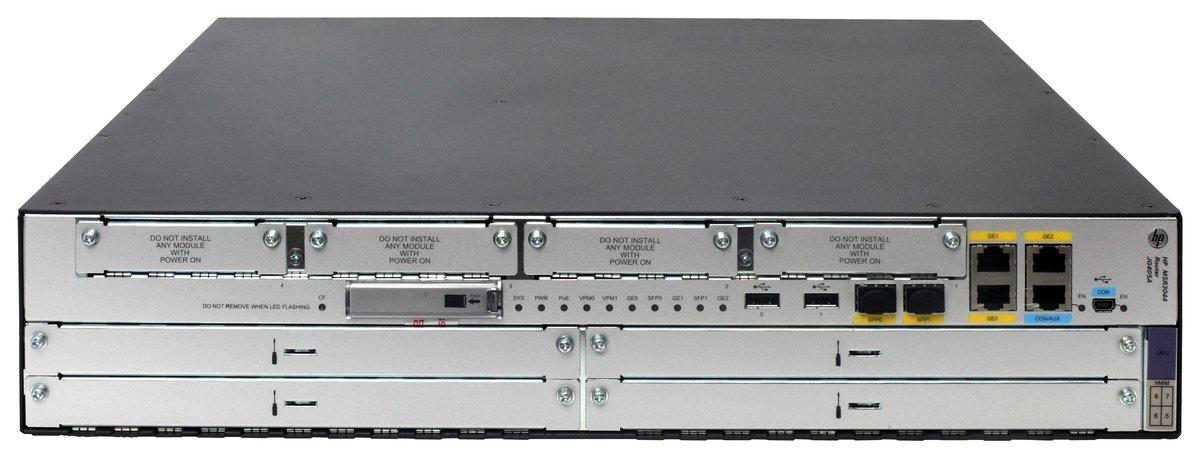 HPE MSR3044 Router (JG405A)
