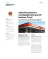 IndianOil overcomes unstoppable data growth business threat with HPE Datacenter Care