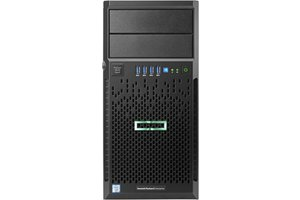 HPE ProLiant ML30 Gen9 E3-1220v6 1P 8GB-U B140i 4LFF 350W PS DVD Perf Server/TV