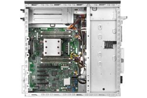 HP ProLiant ML110 Gen9 E5-2620v3 8GB-R B140i 4LFF 350W PS Base Server
