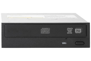 HPE Half-Height SATA DVD-RW JackBlack Optical Drive