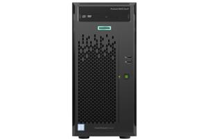 HPE ProLiant ML10 Gen9 E3-1225 v5 8GB-R 2TB Non-hot Plug 4LFF SATA 300W Svr/GO