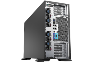HPE ProLiant ML350 Gen9 E5-2609v4 1P 8GB-R P440ar 8SFF 500W PS Server/TV