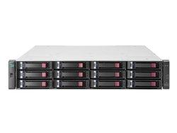 HP MSA 1040 2-port SAS Dual Controller LFF Storage
