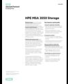 HPE MSA 2050 Datasheet (English)