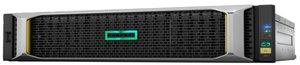 HPE MSA 1050 8Gb Fibre Channel Dual Controller SFF Storage