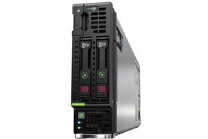 HPE ProLiant BL460c Gen9 E5-2620v3 1P 16GB-R H244br Entry Server