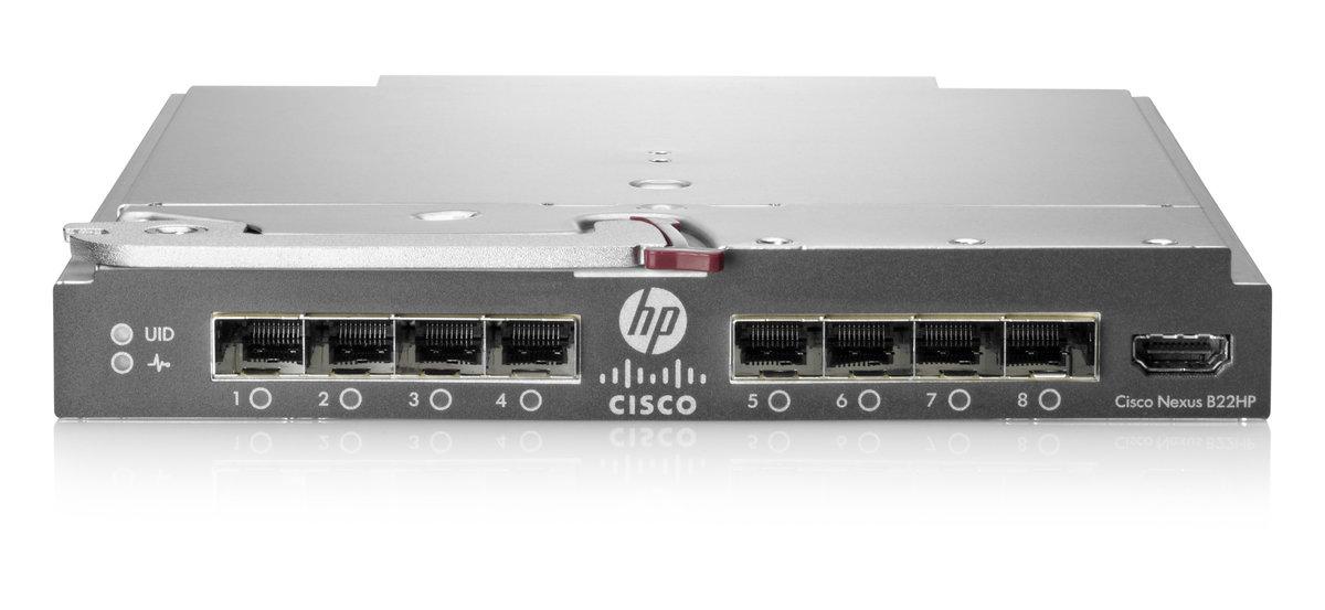 HPE Cisco Nexus B22 Fabric Extender Item # 704072
