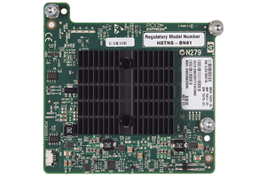 HPE InfiniBand QDR/Ethernet 10Gb 2-port 544+M Adapter