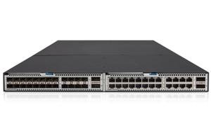 HPE FlexFabric 5930 2QSFP+ 2-slot Switch