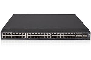 HPE FlexFabric 5700 48G 4XG 2QSFP+ TAA-compliant Switch