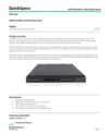 HPE FlexFabric 5920 Switch Series