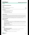 HPE FlexFabric 5820 Switch Series