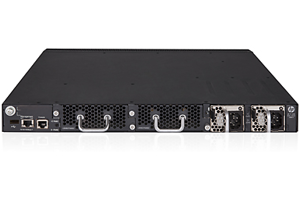 HPE FlexFabric 5700 40XG 2QSFP+ TAA-compliant Switch