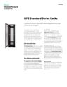 HPE Standard Series Racks data sheet