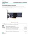 HPE PCIe Workload Accelerators for ProLiant Servers (English)