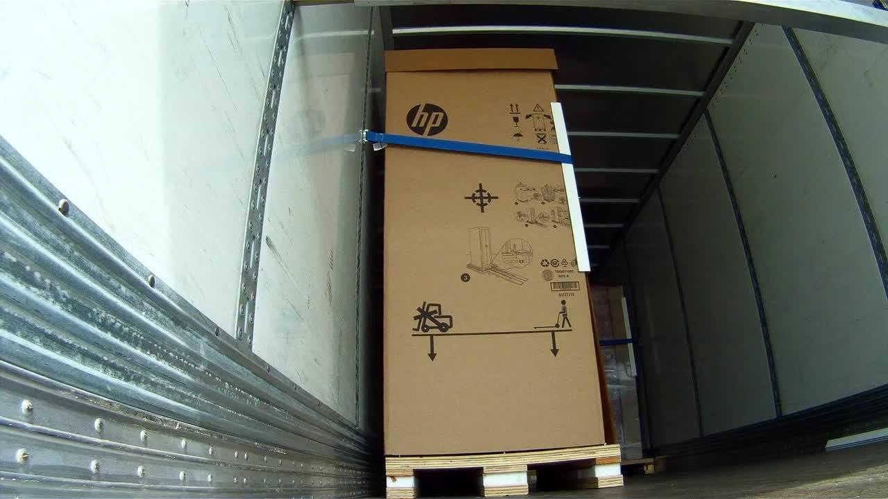 HPE 600mm x 1075mm G2 Enterprise Pallet Rack rack - 42U