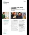 HPE Smart Array Gen10 Controllers data sheet