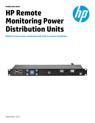 HPE Metered Power Distribution Units data sheet