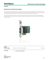 HPE H221 Host Bus Adapter