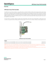 HPE Smart Array P440 Controller (English)